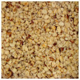 Xerém De Castanha Do Pará Sem Sal Produto Natural A Granel 100g