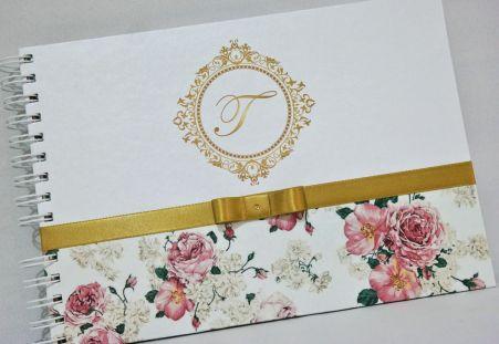 Caderno para Mensagens para Aniversário Personalizado