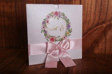 Convite 15 Anos com Envelope Papel Brilhante e Hot Stamping