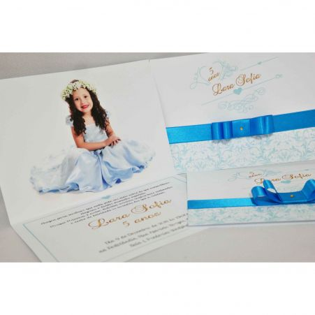 Convite Infantil com Foto