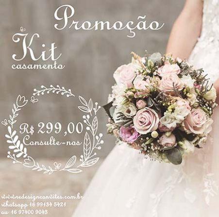 Kit para Casamento