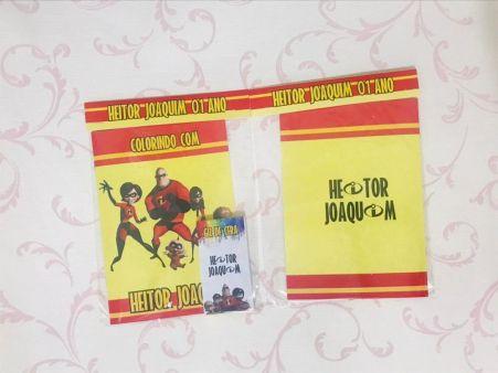 Lembrancinha Infantil Kit para Colorir Incríveis