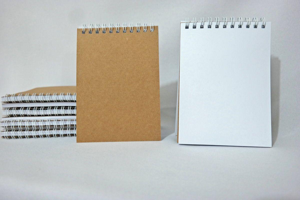 Bloquinho de Anotações - Pronta Entrega - Sem Personalização