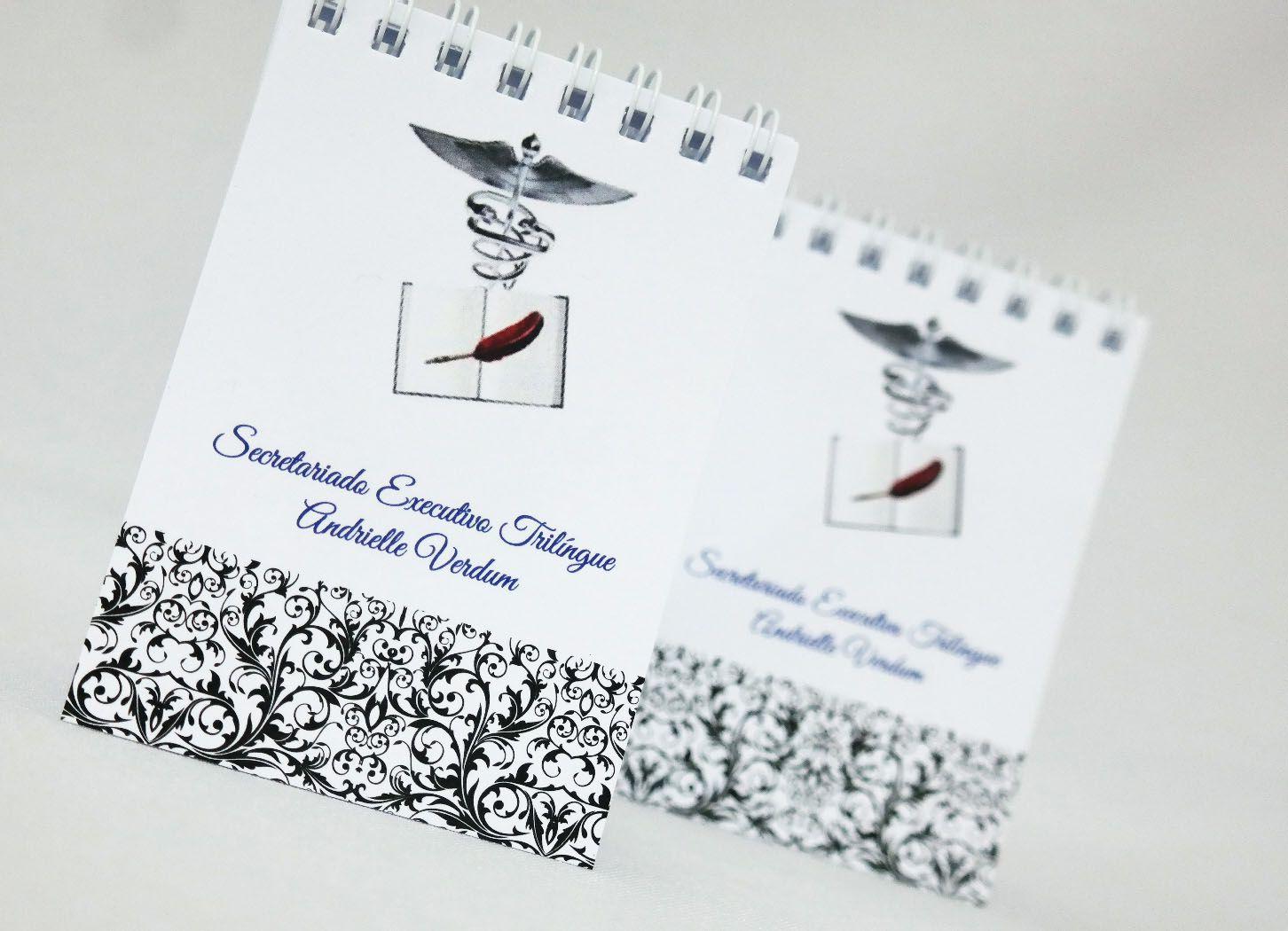 Lembrancinha de Formatura - Bloquinho de Anotações Personalizado