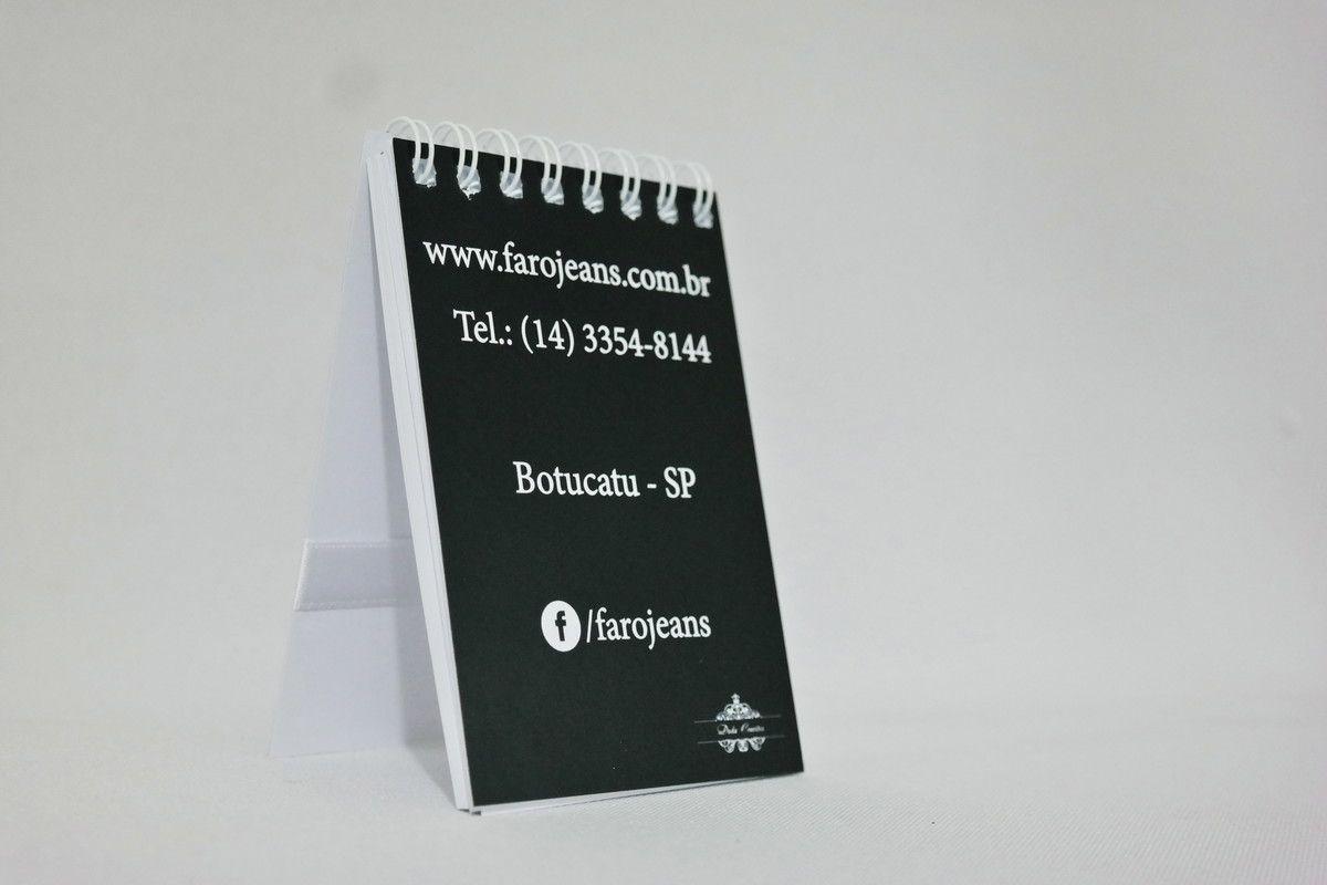 Brinde para Empresas - Bloquinho de Anotações Personalizado