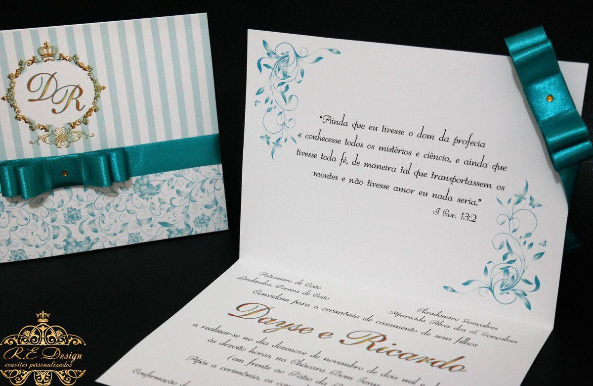 Convite para Casamento