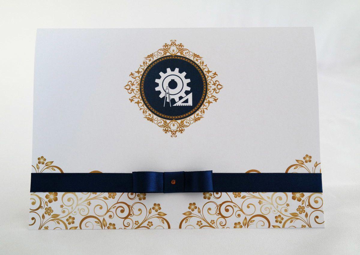 Convite de Formatura