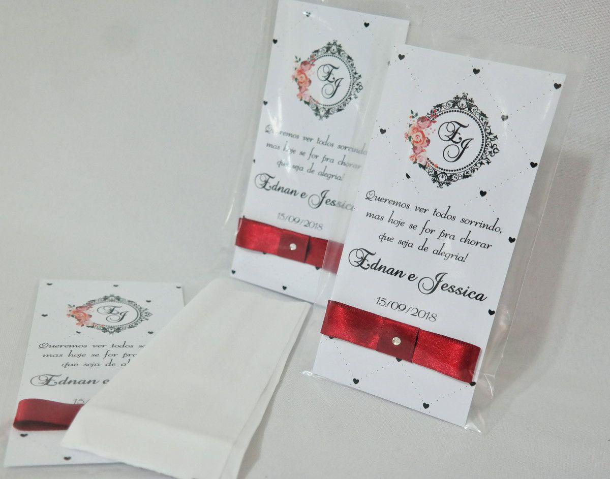 Lágrimas de Alegria para Casamento