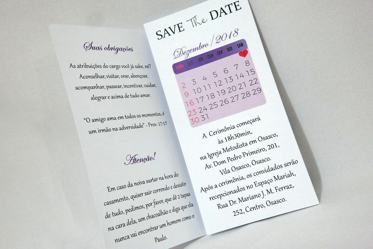 Manual para Madrinhas de Casamento