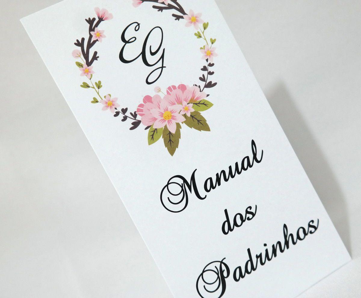 Manual para Padrinhos de Casamento