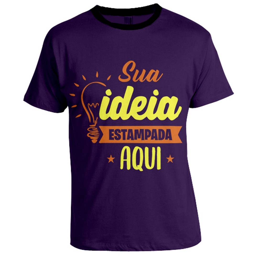 Kit 20 Camisetas Personalizadas