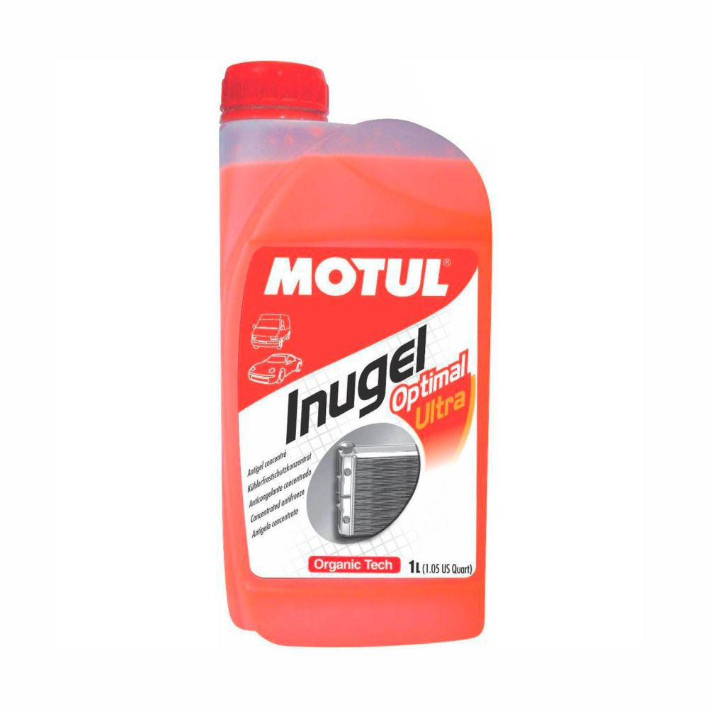 Aditivo Radiador Motul Inugel Optimal Ultra