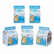 5 FIGURAS MINI SURPRESA LOST KITTIES SINGLE PACK HASBRO E4459