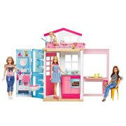 BARBIE CASA REAL COM BONECA