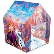 BARRACA CASINHA CASTELO MÁGICO FROZEN 2 DISNEY 690 LIDER