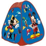 BARRACA INFANTIL PORTÁTIL IGLU MICKEY MOUSE 6377 ZIPPY TOYS