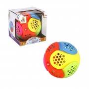 BOLA MUSICAL SUPER MALUCA BABY WB5682 WELLMIX