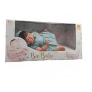 BONECA BEE BABY REBORN RECÉM NASCIDO VERDE 0865 BEE TOYS