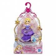BONECA MINI PRINCESAS ROYAL CLIPS RAPUNZEL E3049 HASBRO
