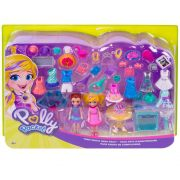 BONECA POLLY POCKET PARTY PACK MATTEL GGJ53