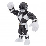 BONECO POWER RANGERS PRETO MEGA MIGHTIES E5869 HASBRO