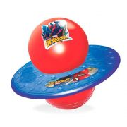 BRINQUEDO PULA-PULA GOGO BALL SPIDERMAN