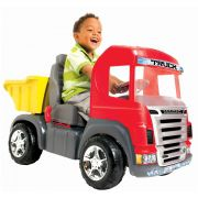 CAMINHAO TRUCK VM PEDAL MAGIC TOYS 9300