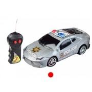 CARRINHO CONTROLE REMOTO POLICIA CINZA MC96005 MONALIZA