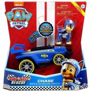 CARROS PATRULHA CANINA RESCUE RACERS LUXO CHASE 1297 SUNNY