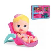 CASINHA KIT LITTLE DOLLS DIVERTOYS 8023