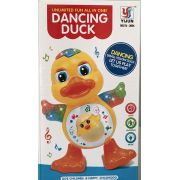 CHILD TOY DANCING DUCK TOY FOR KIDS