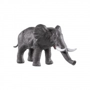 ELEFANTE DE VINIL CINZA ANIMAL SELVAGEM VB235 DB PLAY