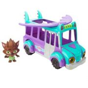 FIGURA ÔNIBUS MONSTRINHOS SUPER MONSTERS HASBRO E5224