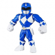FIGURA POWER RANGERS MEGA MIGHTIES PRETO HASBRO E5874