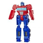 FIGURA TRANSFORMERS AUTHENTIC TITAN CHANGER OPTIMUS PRIME E5883OP