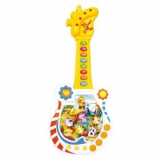 GUITARRINHA MUSICAL ANIMAIS PARADISE DMT4338 DM TOYS
