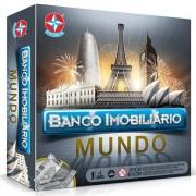 JOGO BANCO IMOBILIÁRIO MUNDO 1201602800053 ESTRELA