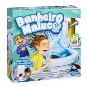 JOGO BANHEIRO MALUCO HASBRO C0447