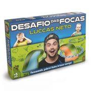 JOGO DESAFIO DAS FOCAS LUCCAS NETO