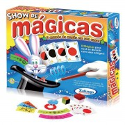 JOGO SHOW DE MÁGICAS 02921 XALINGO
