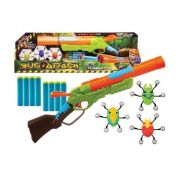 LANCADOR BUG ATTACK ELIMINATOR DUPLO DISPARO