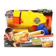 LANCADOR DARDO X-SHOT MINI TK3 3 TIROS CANDIDE