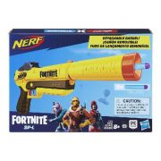 LANÇADOR NERF FORTNITE SNEAKY SPRINGER FALL HASBRO