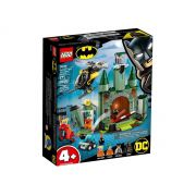 LEGO SUPER HEROES DC COMICS BATMAN E A FUGA DO CORINGA 76138