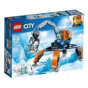 LEGO CITY MÁQUINA DE EXPLORAÇÃO NO GELO 60192