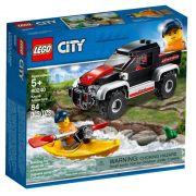 LEGO CITY AVENTURA DE CAIAQUE 60240