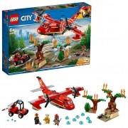 LEGO CITY AVIÃO DE COMBATE AO FOGO 60217 LEGO