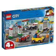 LEGO CITY CENTRO DE ASSISTENCIA AUTOMOTIVA 234 PECAS 60232