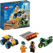 LEGO CITY EQUIPE DE ACROBACIAS 60255 LEGO