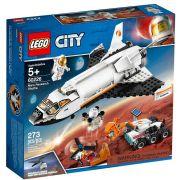 LEGO CITY ÔNIBUS ESPACIAL DE PESQUISA EM MARTE 60226